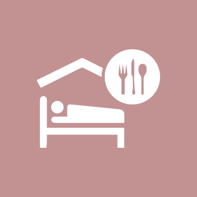 Alloggio e ristorazione