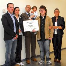 Premiazione Fedeltà al Lavoro - Camera di Commercio