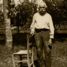 Il fondatore Luigi Pieri