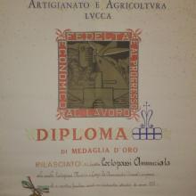 Premiazione Camera di Commercio - 1972