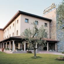 1992 - inaugurazione sede espositiva di Guamo, interamente progettata da Lorenzo Pacini