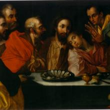 Splendida tela di fine '500, scoperta ed espertizzata da Lorenzo Pacini.