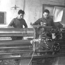 1953 - Lavorazione macchine utensili