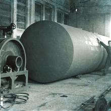 1953 - Apparecchio a pressione
