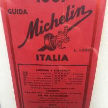 Guida Michelin 1957 - copertina