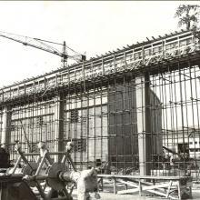 1965 - Costruzione Capannone pre-assemblaggio