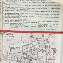 Guida Michelin 1957 - pagina