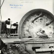 Anni 80 - Lavorazione Monolucido