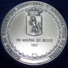 Secondo premio mostra vetrine 1962