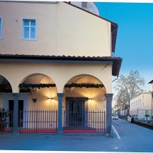 Residenza dell'Alba nel 2004
