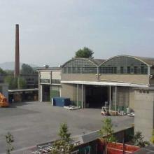 Anni 90 - Panoramica edifici originari