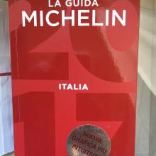 Guida Michelin 2017 - copertina