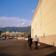 Oggi - Panoramica area stabilimento-reparti produttivi