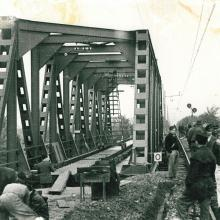 Ponte FF.SS. linea Bologna Verona