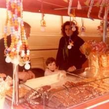 Fine anni '70 - al banco