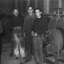 1952 - In officina