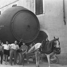 1952-53 - Trasporto recipiente in pressione