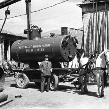 1953 - Macchinario per cartiere