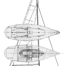 Le prime barche - Alligator 40'