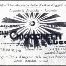 Marchio Chiocchetti