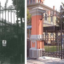 Cancello Esedra ex Enel