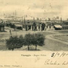 Cartolina del 1901