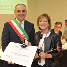 cerimonia di premiazione 2017