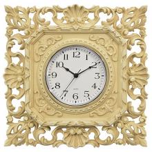 Cornice con orologio