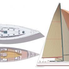 Le prime barche - Cossutti 42'