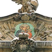 Madonna Nera Santuario Jasna Gora Cestokova (Polonia)