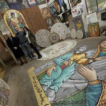 Mosaici artistici oggi