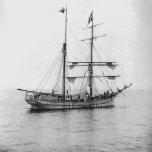 Forte dei Marmi, la Simonetta Henraux ,circa 1908