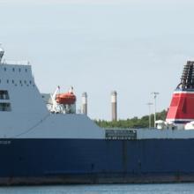 Imbarcazione costruita dal cantiere SEC Spa