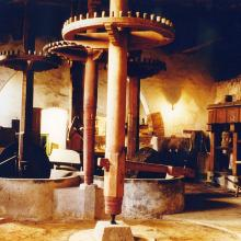 L'antico frantoio dell'olio del '700