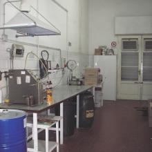 Laboratorio PMC oggi