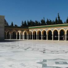 Realizzazione Mausoleo di Bourghida - Tunisia