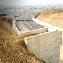 Lavori raccordo autostradale ANAS 2
