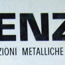 Logo Lenzi Spa Costruzioni Metalliche - Lucca
