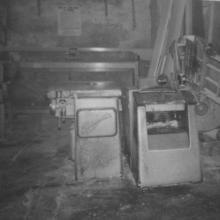Vecchio macchinario