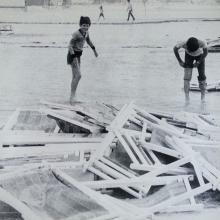 Mareggiata distruttiva del 10 agosto 1978