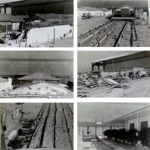 Ottobre 1968 - distruzione del vecchio bagno