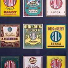 Salov etichette storiche anni '20