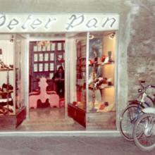 Il Peter Pan negli anni 70 nella vecchia sede al civico 24