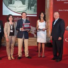 8 giugno 2011 - Premio Unioncamere per le Imprese Storiche che hanno contribuito alla costruzione del sistema economico italiano