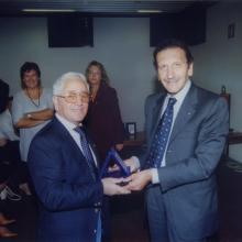 """Premiazione """"Maestro del Commercio"""""""