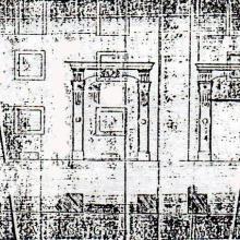 Progetto del costruttore Amerigo Pergola - 16 luglio 1906