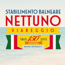 Pubblicità 150 anni Bagno Nettuno