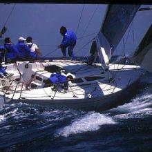 Le prime barche - Querida 40'