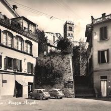 Sede originaria in Piazza Angelio a Barga