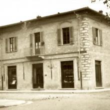 Sede storica della Farmacia Di Ciolo dopo l'ampliamento del 1921